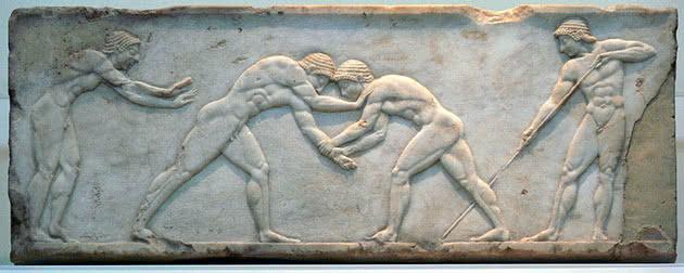 Jogos Olímpicos antigos