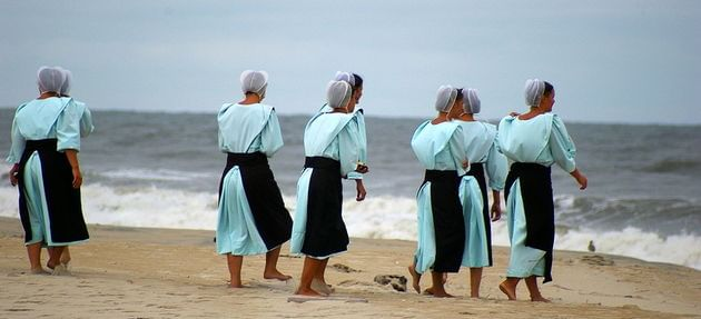 Mulheres amish