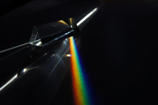 Arco-iris prisma