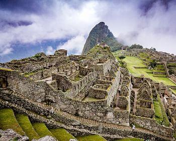 Como os Incas construíram Machu Picchu?