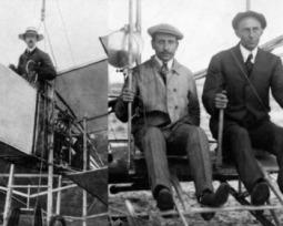Quem inventou o avião? Santos Dumont ou os Irmãos Wright?