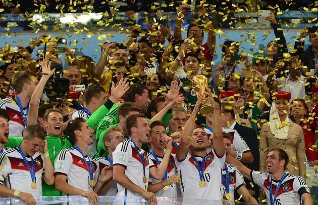 Alemanha Copa do Mundo