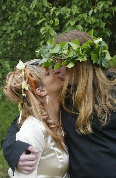 casamento wicca