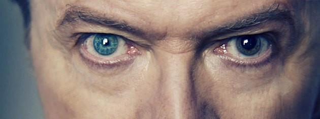 Anisocoria - David Bowie