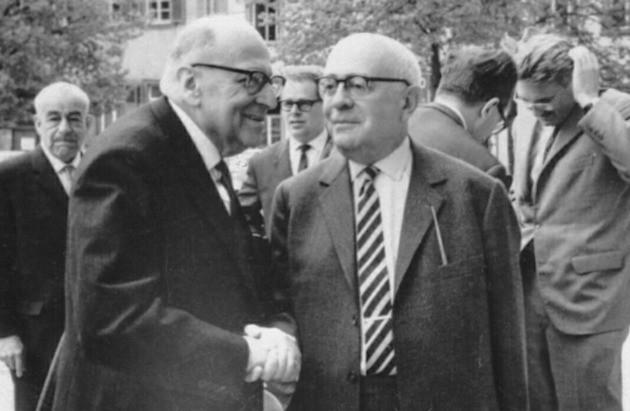 Horkheimer e Adorno