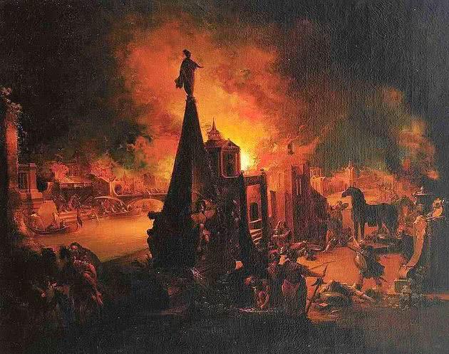 Destruição de Troia