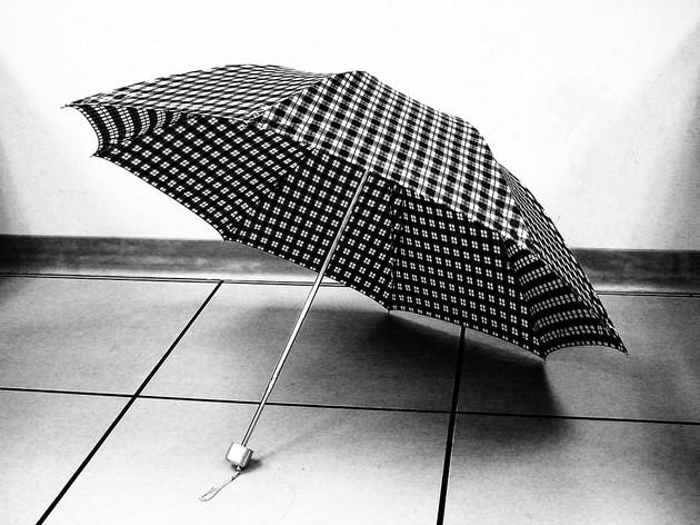 superstição guarda-chuva