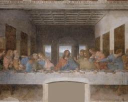 Saiba tudo sobre a misteriosa A Última Ceia, de Da Vinci