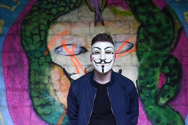 Como entrar no Anonymous