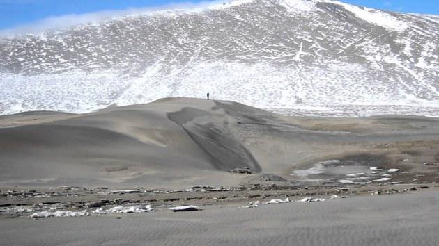 Deserto Antartica