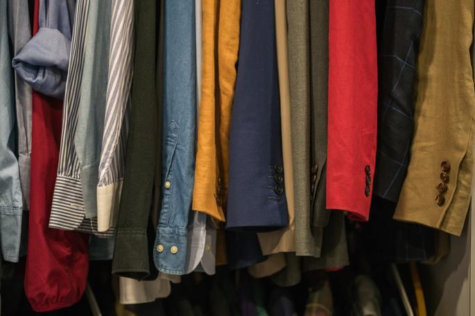 armário de roupas