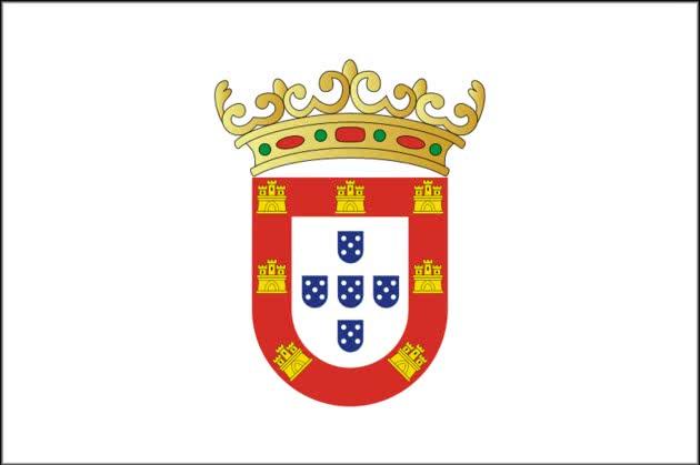 Bandeira de Dom João III (1521-1616)