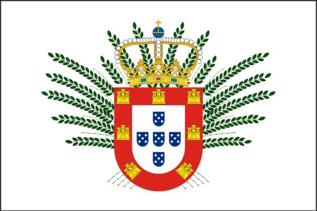 Bandeira do Domínio Espanhol (1616-1640)