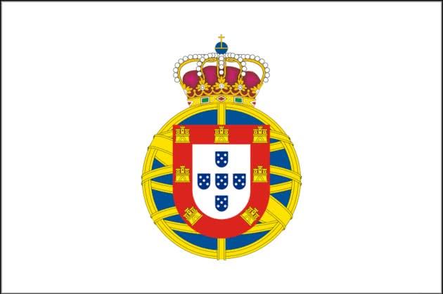 Bandeira do Reino Unido de Portugal, Brasil e Algarve(1816 -1821)