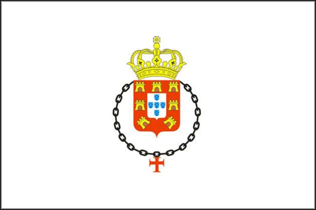 Bandeira Real do Século XVII