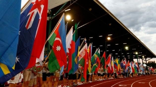 Bandeiras Olimpíadas by ReproducaoRio 2016