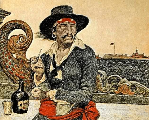 capitão william kidd