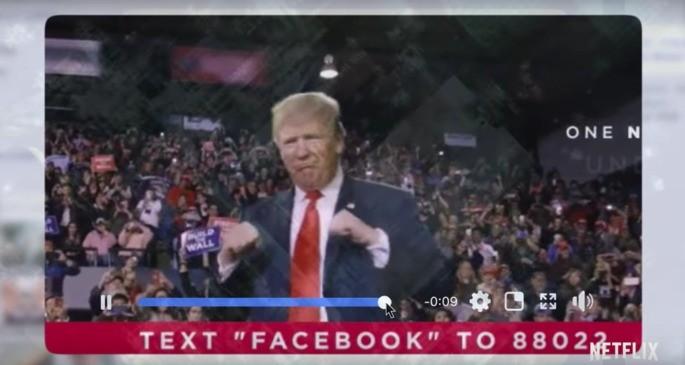 Donald Trump_Privacidade Hackeada