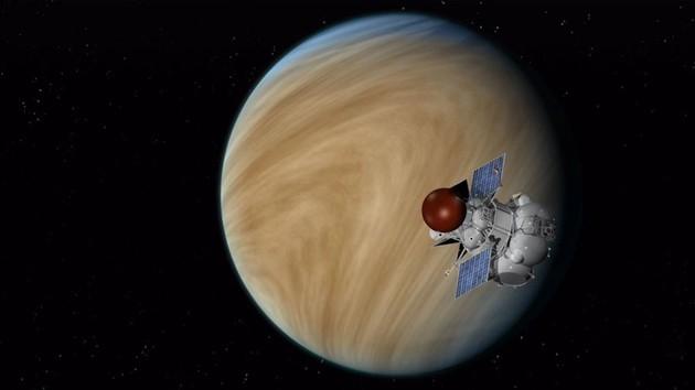 Exploração de Venus