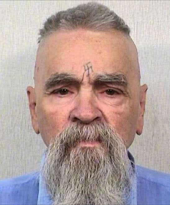Charles Manson 2014