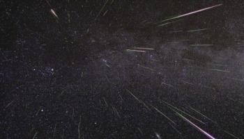 O que é uma chuva de meteoros? Conheça o calendário de 2020