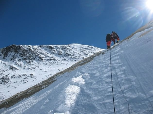 Escalada Everest