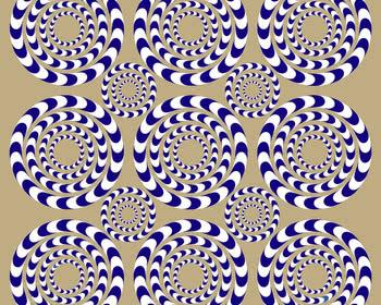 Como funciona a ilusão de ótica?