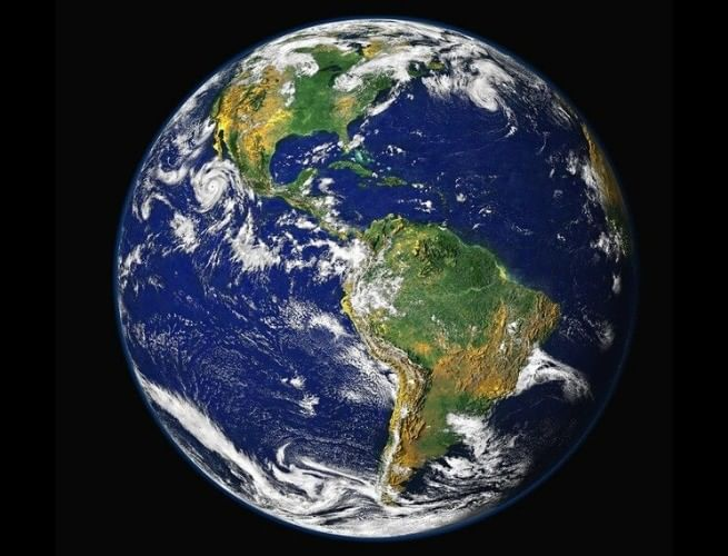 Aparência da Terra