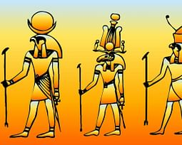 Conheça os 14 principais deuses egípcios e suas histórias