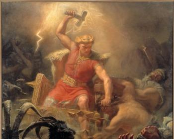 Conheça os principais deuses da mitologia Nórdica