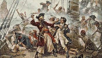 Conheça os verdadeiros piratas do Caribe e suas histórias