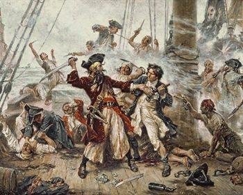 Muito além dos filmes: Conheça os verdadeiros Piratas do Caribe