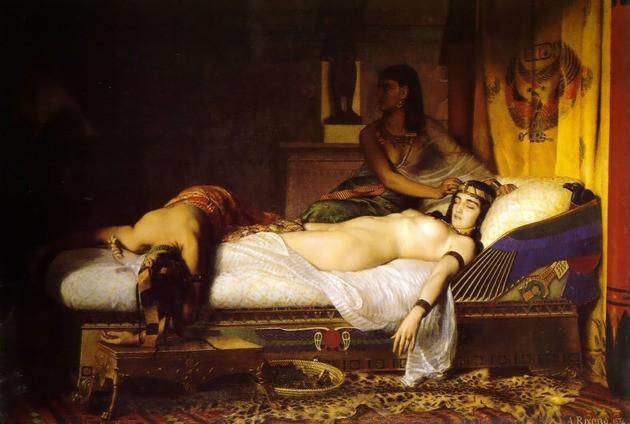 Morte de Cleopatra