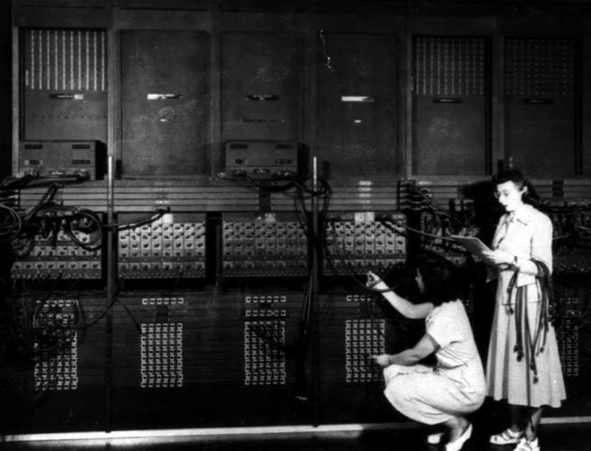 As programadoras do ENIAC