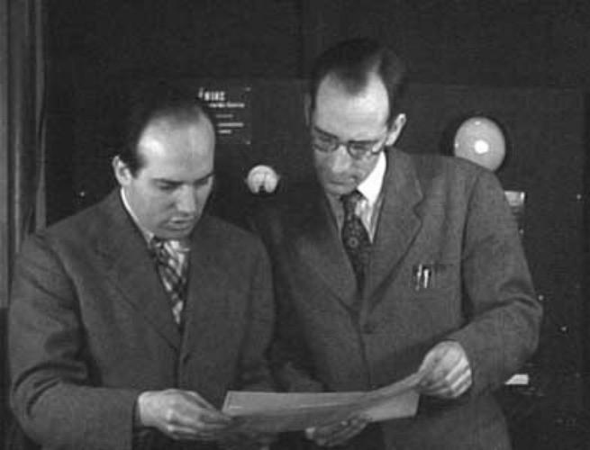 John Eckert e John Mauchly