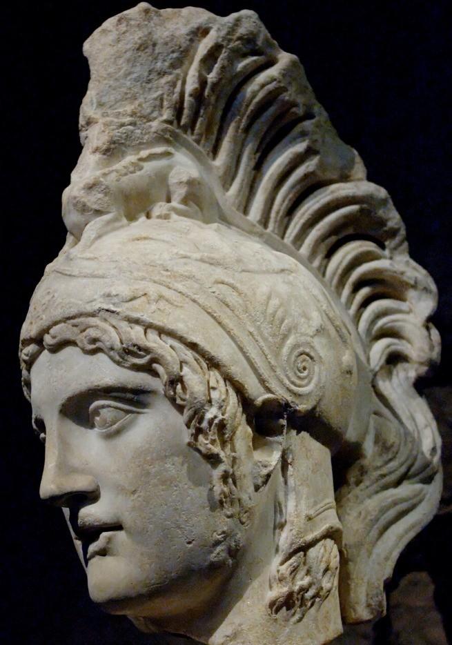 Estátua de Deus Ares