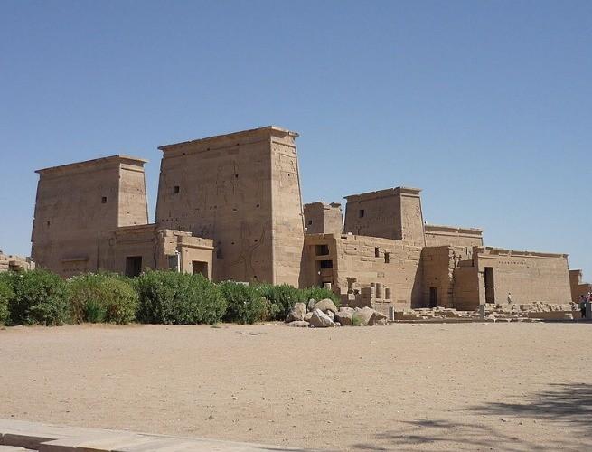 Templo em Filas