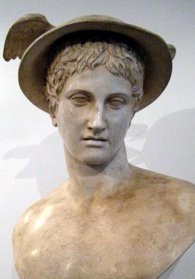 Estátua de Hermes