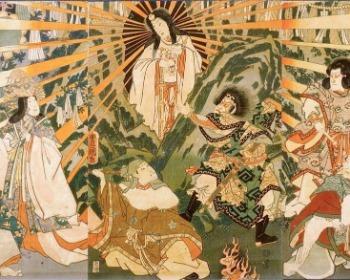 Conheça os principais deuses e criaturas da mitologia japonesa