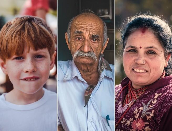 direitos humanos - rostos diversos (2)