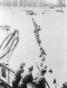 Resgate em Dunquerque, 1940