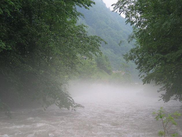 Rio Chuva Ácida