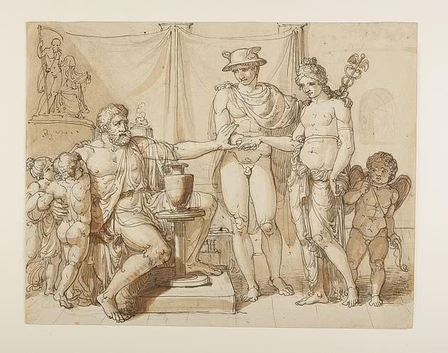 Pandora e Epimeteu