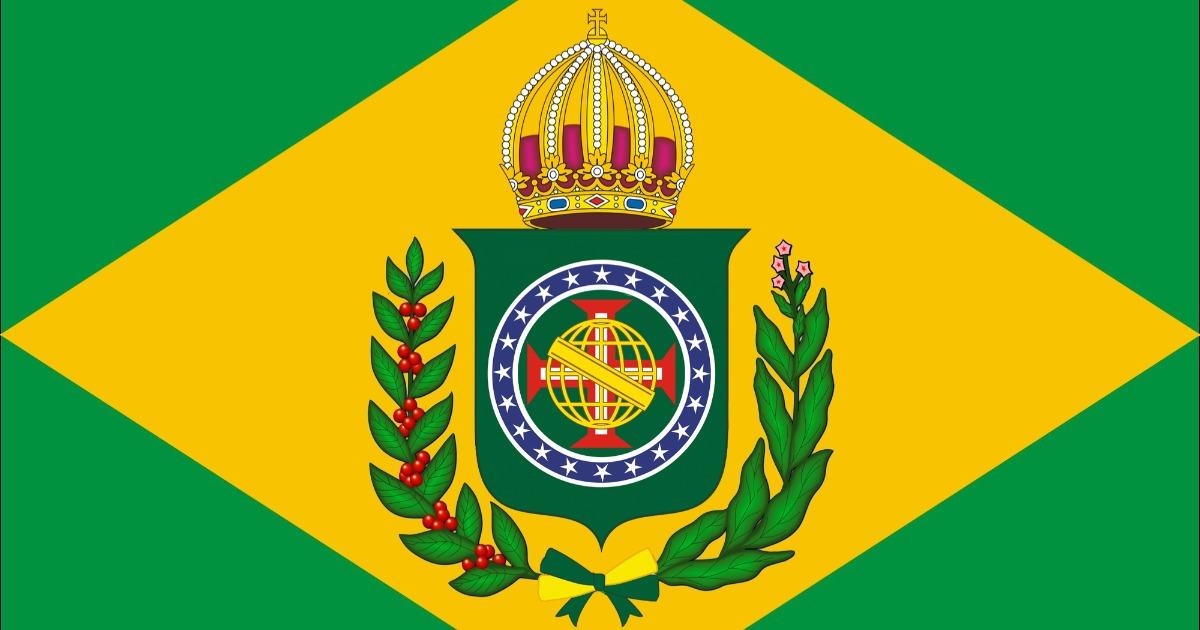 758ec05b22 Sabia que o Brasil já teve 13 bandeiras oficiais  Veja quais são -  HiperCultura