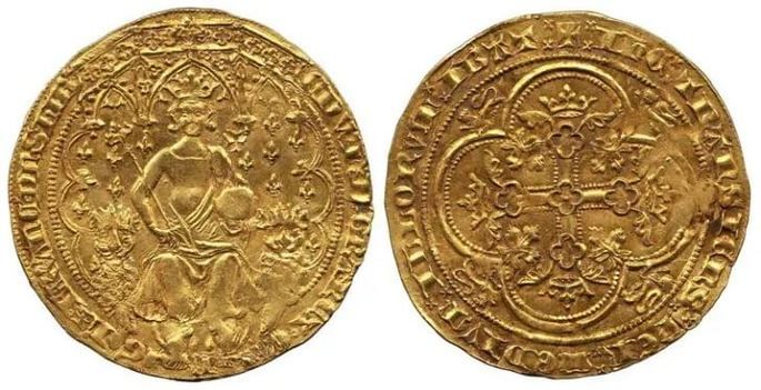 Florin de Eduardo III