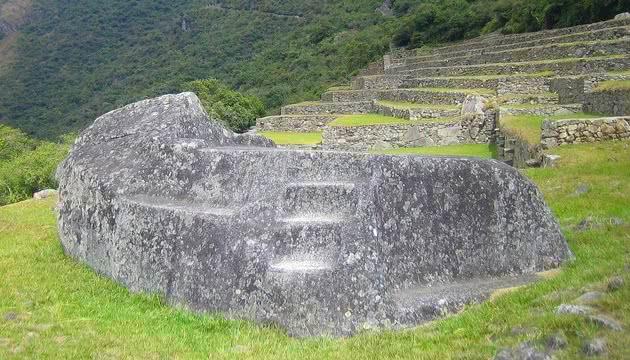 Escada Machu Picchu