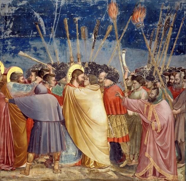 Cristo de Giotto