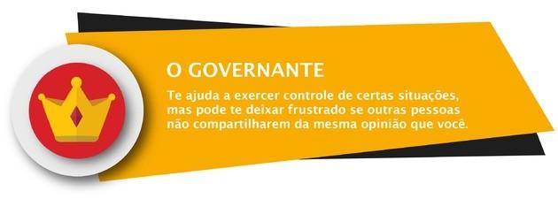 Arquétipo Governante