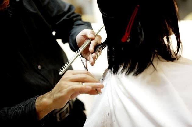 Cortar cabelo