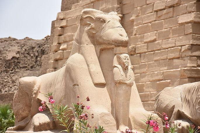 Amon Templo Karnak